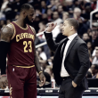 """NBA Playoff - Lue tranquillizza Cleveland: """"Non sono preoccupato riguardo al minutaggio di Lebron"""""""