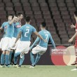 Nápoles 4-2 Benfica: Guedes e Salvio evitaram o pior