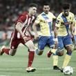 Arouca guerreiro fora da Europa: Olympiakos vence 2-1 no prolongamento