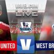 Resultado Manchester United vs West Bromwich Albion en Premier 2015 (2-0)