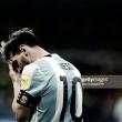Messi suspenso por 4 jogos da qualificação do Mundial