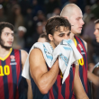 FC Barcelona - CSKA Moscú: ganar o ganar