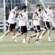 Sesión matinal del Real Madrid con Europa como próximo objetivo