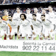 Ancelotti convoca a 19 jugadores para el duelo contra el Villarreal