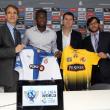 Felipe Caicedo, el padrino de la Copa Euroamericana 2015