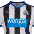 El Newcastle United presenta su uniforme local para la temporada 2015-2016