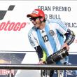 Vuelta al 2015. GP Argentina: Rossi gana con Márquez por los suelos