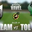 SD Zamudio - CD Toledo: A seguir rondando los objetivos