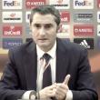 """Ernesto Valverde: """"Se trata de un golpe fuerte pero hay que levantarse"""""""