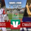 Resultado del partido Mineros vs Cimarrones Liguilla (1-0) Global (2-2)