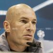 """Zidane: """"Isco y Bale también pueden jugar juntos ante la Juventus"""""""