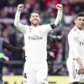 """Sergio Ramos: """"Vamos a luchar por las tres competiciones"""""""