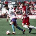 Almería y Rayo dan la espalda a la victoria