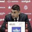 Julio Velázquez: ''El equipo supo sobreponerse y sacar un punto muy positivo''