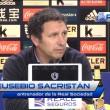 """Eusebio Sacristán: """"Me enorgullece ver competir a mi equipo"""""""