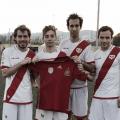 Cuatro jugadores del Rayo Genuine en la lista de seguimiento para la World Cup IFCPF 2019