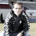 Iván Amaya, nuevo entrenador del Cadete A