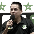 """Héctor Cárdenas: """"Mi satisfacción es que somos protagonistas en los 3 torneos"""""""