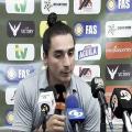 """Carlos Giraldo: """"Seguimos en la pelea y búsqueda de ese objetivo que nos hemos trazado, clasificar"""""""