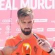Fran Carnicer nueva baja para el Real Murcia