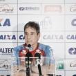 """Carpeggiani desconversa sobre permanência no Bahia: """"Quero deixar à vontade"""""""