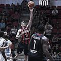 Playoffs LNB: Ganó otra batalla en una guerra que lo tiene al frente