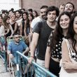 Más de 3.000 personas en el primer día del casting de 'Juego de Tronos' en Sevilla