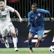"""Douglas Costa elogia atuação do Brasil contra Rússia e faz autoavaliação: """"Aproveitei bem"""""""