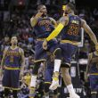 57 sfumature di Kyrie Irving: Cleveland batte gli Spurs all'Overtime