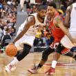 Cleveland Cavaliers vs Chicago Bulls Live Stream and Score of 2014-15 NBA Season