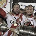 Cavenaghi: ''Gallardo es un excelente entrenador''