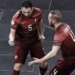 Portugal debuta con victoria