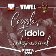 Cazorla, ídolo internacional