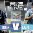 Inter 1-2 Lazio: As it happened