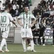 Córdoba CF - Albacete: puntuaciones del Córdoba CF, jornada 33ª
