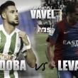 Córdoba CF - Levante UD: los granotas visitarán al Córdoba con el objetivo de defender el liderato