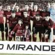 Ojeando al rival: Club Deportivo Mirandés