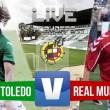 Real Murcia CF - CD Toledo en vivo y en directo en Playoffs Segunda B 2016