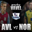 Aston Villa - Norwich: final anticipada en Villa Park