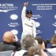 """Hamilton: """"Para mí ha sido más o menos lo de siempre"""""""