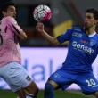 El Empoli no saca partido ante el malherido Palermo