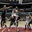 Jimmy Butler decide a favor do Bulls ante Bucks e Chicago aumenta diferença nos playoffs