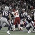 Previa Patriots - Chiefs: duelo de generaciones