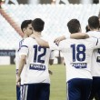 El Real Zaragoza domina al CD Ebro para seguir invicto