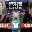 Athletic Bilbao vs Barcelona Live Stream Result and Copa del Rey Final Score 2015 (0-0)