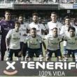 CD Tenerife - Levante UD: puntuaciones del Tenerife, jornada 39 de Segunda División