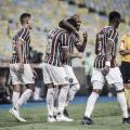 Fluminense marca duas vezes no segundo tempo, despacha Luverdense e avança na Copa do Brasil
