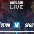 Jogo Náutico x Sport AO VIVO online no Campeonato Pernambucano 2017 (0-0)
