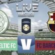 Resultado Celtic 0-0 Barcelona en vivo online en International Champions Cup 2016