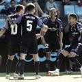 Euforia en Balaídos // FUENTE: Real Valladolid C.F.